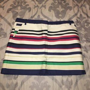Beautiful Striped Skirt